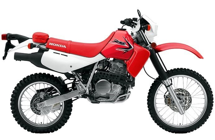 Costa Rica Motorcycle Rental Honda XR650