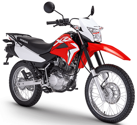 Costa Rica Motorcycle Rental Honda XR150