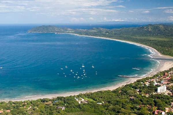Costa Rica Tamarindo Bay